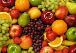 snacking on fruits can cause dental problems