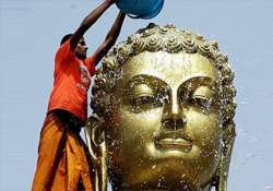 buddha was born in nepal stresses india
