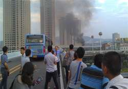 china bus fire suspect identified as toll rises to 47