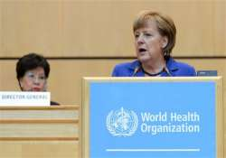 global catastrophe plan needed after ebola crisis angela