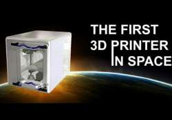 nasa to send first 3d printer into space station