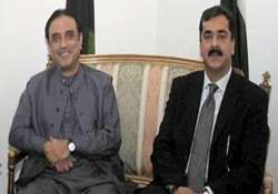ppp not to go for caretaker set up if pak pm is removed by
