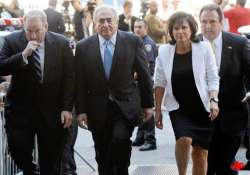 strauss kahn free from house arrest charges stand