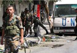 syrian army kills 111 rebels