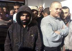 syrian rebels free 48 iranians in prisoner swap