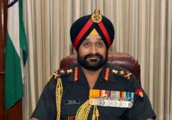 addressing ex servicemen s issues is top priority says army