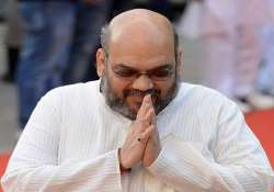 court raps amit shah for non appearance in tulsiram- India Tv