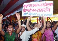 eunuchs come out in support of anna