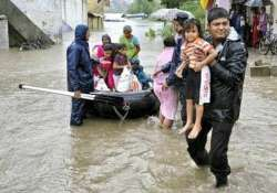 death toll due to heavy rains in gujarat reaches 40