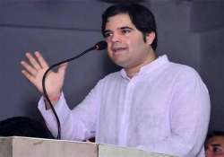 varun to lead dharna to demand compensation for farmers