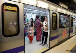 144 men fined for traveling in women coaches of delhi metro