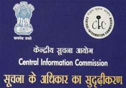 union government put more restriction on cic