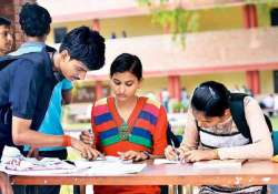duadmissions list of courses having entrance exam