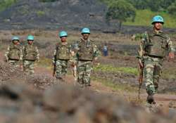 army punishes 2 of its soldiers for sexual misconduct in un