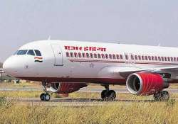 pilot holds up air india flight for three hours for dirty