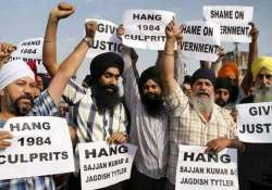 1984 riots court notice to cbi on victims protest petition