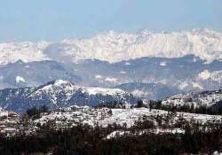sunny wednesday in himachal after days of snow