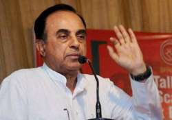 supreme court to hear subramanian swamy s plea on ram sethu