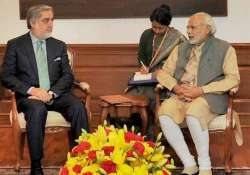 india afghanistan ink pact for visa free travel by diplomats