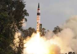 india successfully tests n capable missile
