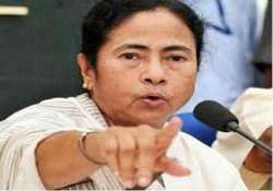 mamata banerjee denies government not cooperating with