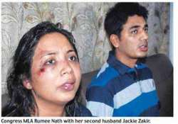mob bashed up woman mla rumi nath 3 days after assam