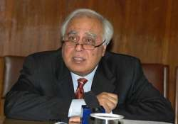 no intent to infringe on the autonomy of iit says sibal