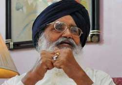 parkash singh badal seeks fund from centre for drinking
