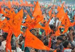prohibitory orders in faizabad ahead of vhp s proposed yatra