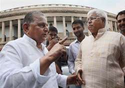 sp rjd demand army chief sacking govt oppn concerned over