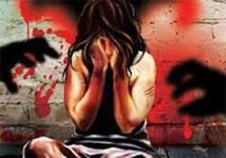 woman alleges gangrape suspects absconding