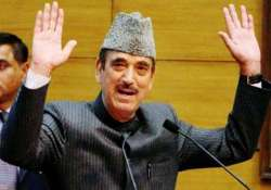 pm will have to find a way out on conversion issue azad