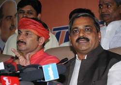 view on govt formation clear since dec. 2013 delhi bjp chief