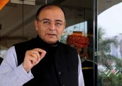 i am a fairly decisive defence minister arun jaitley