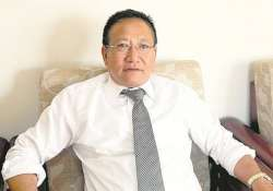 no opposition in nagaland bjp congress both in government
