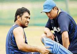 dhoni doubtful as india look to restore some pride against