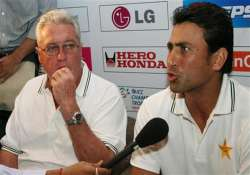 woolmer s death dominates younis khan s memory of 07 world