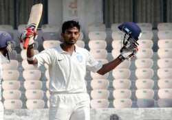 duleep trophy rahul hits another ton as south in firm