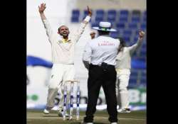 pakistan 82 1 at lunch on day 1 vs australia 2nd test