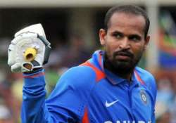 yusuf pathan looking for a comeback in the cricket team