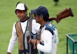 india s trap shooters fail to qualify for finals