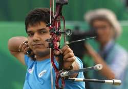 mixed year for indian archers as slump in recurve continues