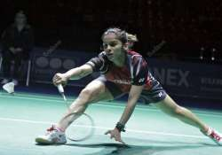 saina seeded 6th at swiss open