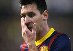 barcelona defends lionel messi offers him a better contract