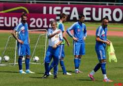 greece captain promises germany tough fight