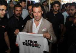 del piero arrives in india says well prepared for isl