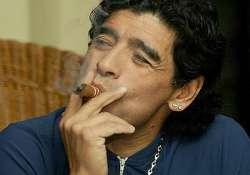 know what stopped maradona from fulfilling his potential