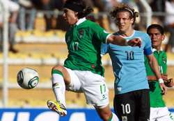 world cup qualifier bolivia defeat uruguay 4 1