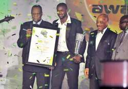 yaya toure wins african player of the year