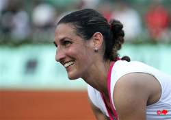 razzano gets to smile again at french open